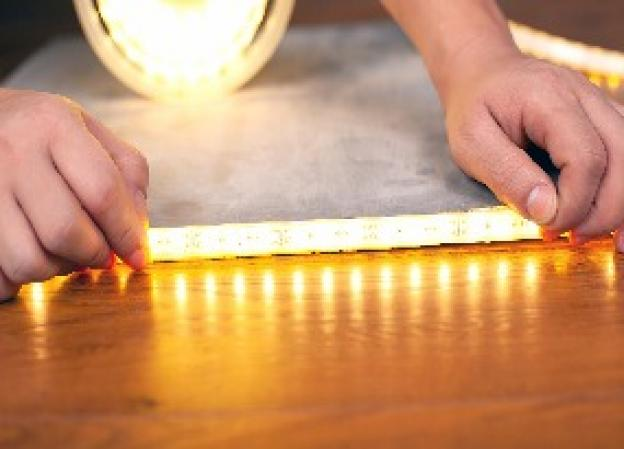 What is indirect lighting?