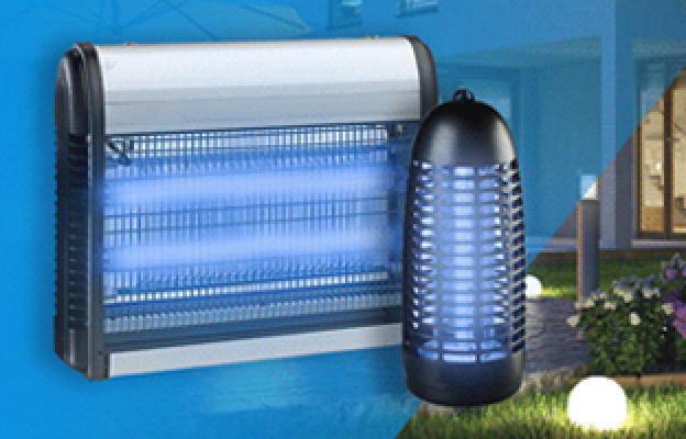 Sommarens måste: Insektslampor