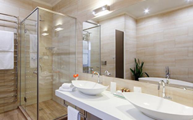 Welke verlichting kies ik in de badkamer?