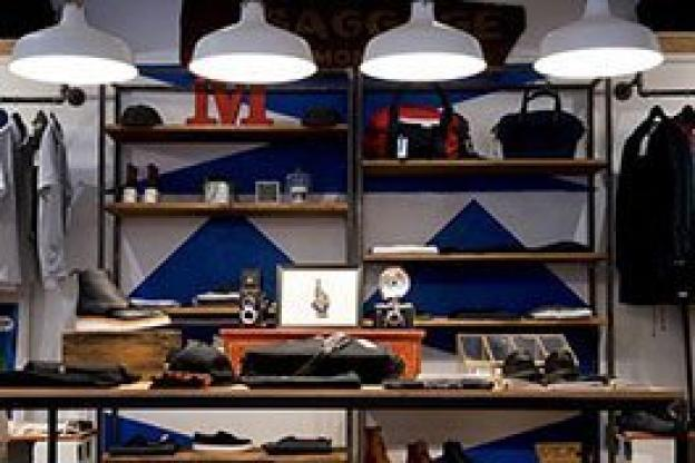 LED lights for retail: Fashion stores