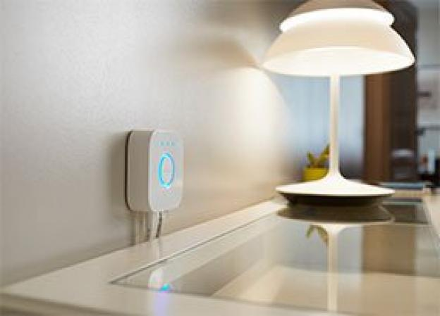 Philips HUE Bridge ist kompatibel