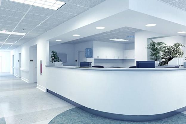Illuminazione LED per le strutture sanitarie