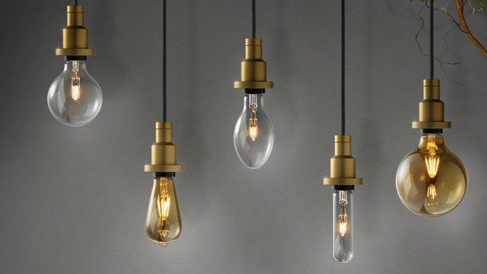 Osram 1906 Vintage LED Lampen
