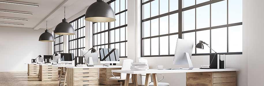 Welche Beleuchtung im Büro? | BeleuchtungDirekt