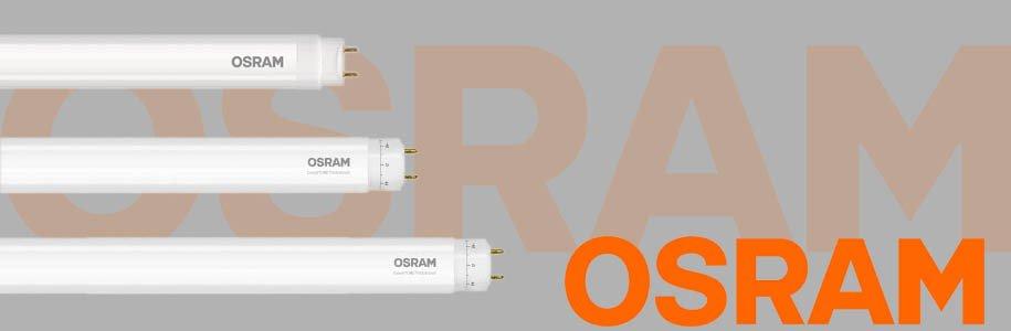 Osram-LED-Röhren im Vergleich