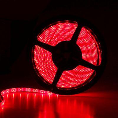 LED-Streifen rot