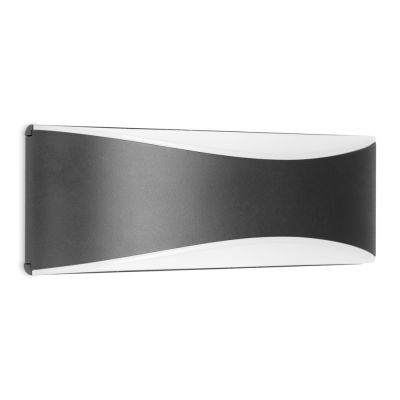 Any Lamp Mask Up/Down LED Wall Light