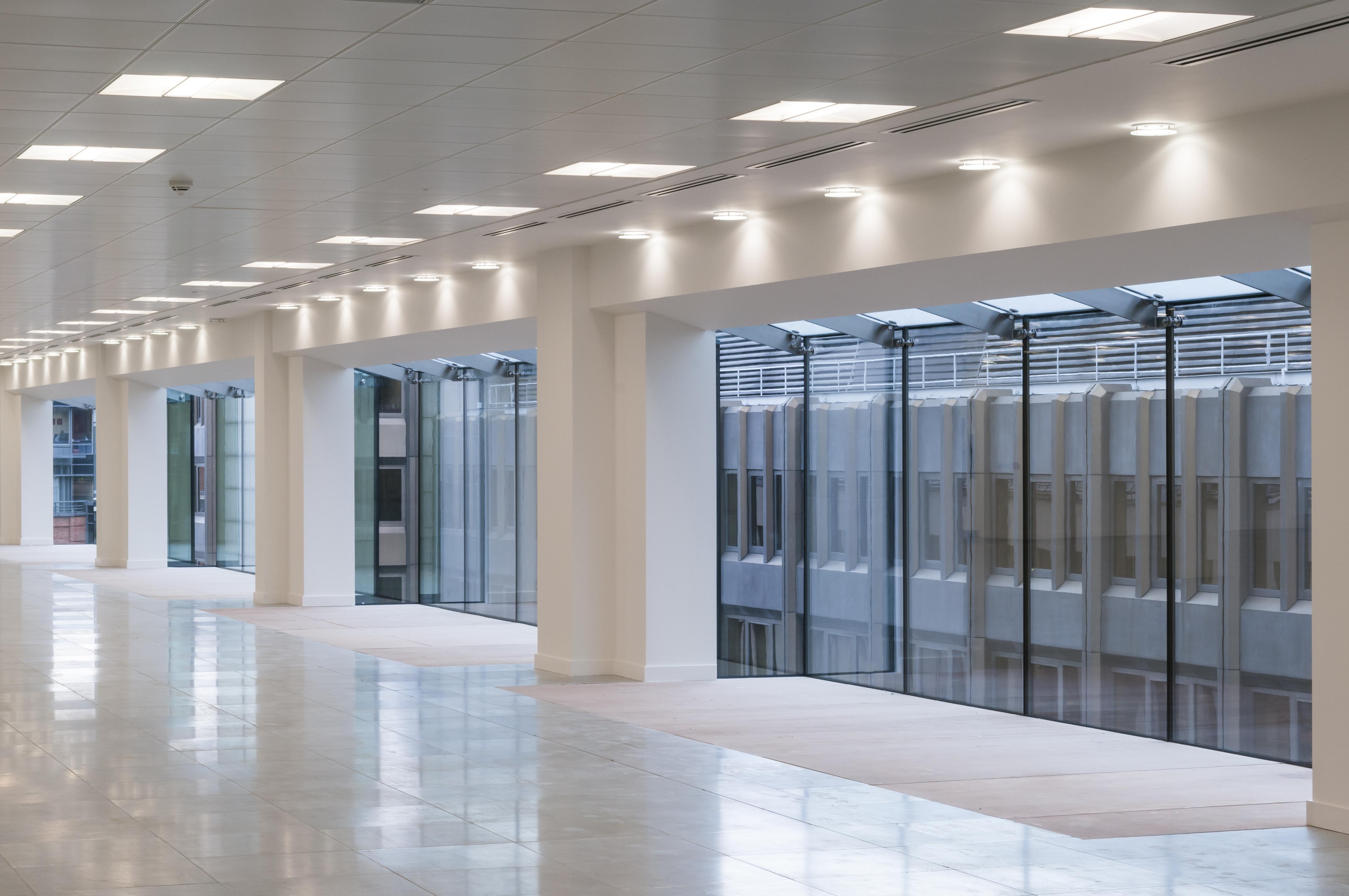 LED Panelen DALI