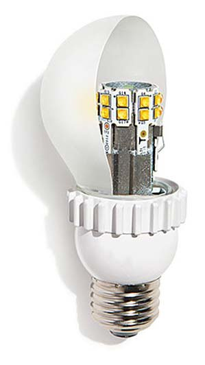 LEDs vs. Incandescent Lights The