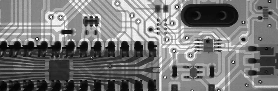 circuit black and white