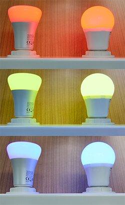 Verschil Philips Hue Osram Lightify