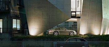 Philips CoreLine LED BVP 120 Aree di Installazione
