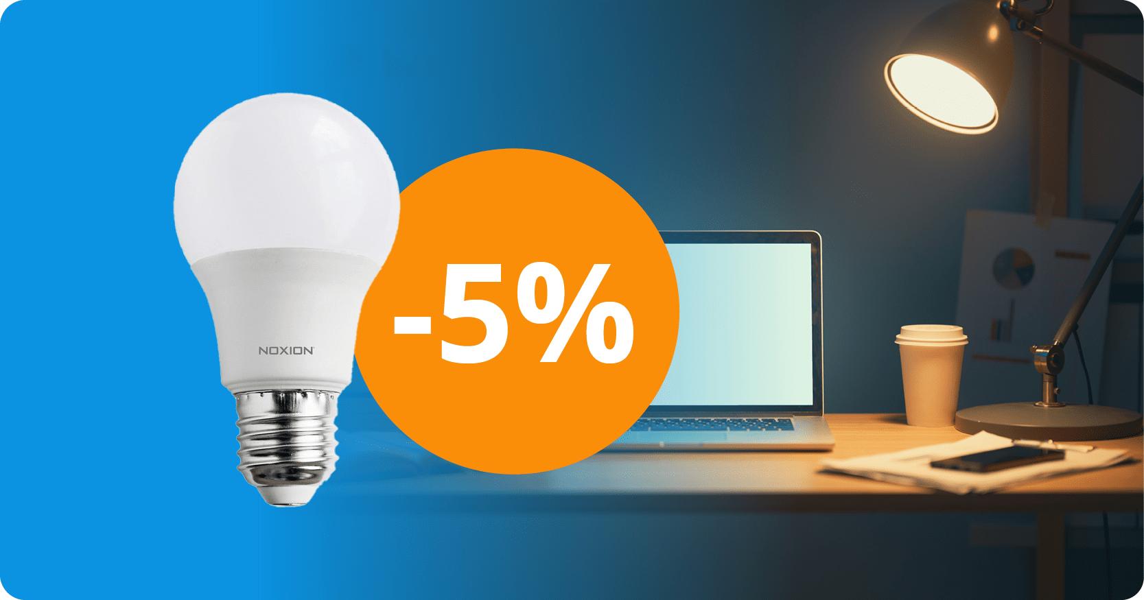 Noxion PRO LED lamp