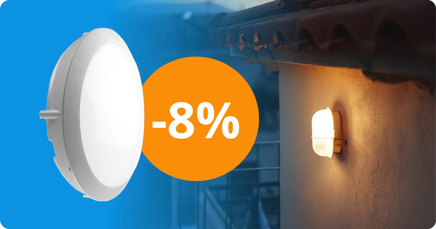 Lámparas LED de pared Noxion