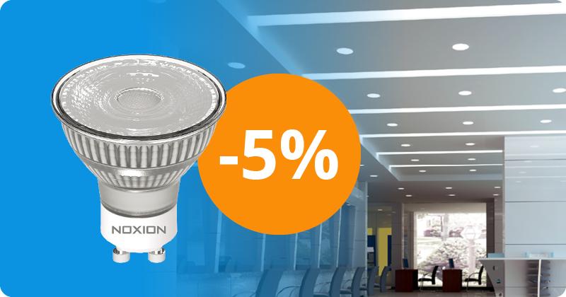 Noxion GU10 LED Bulbs